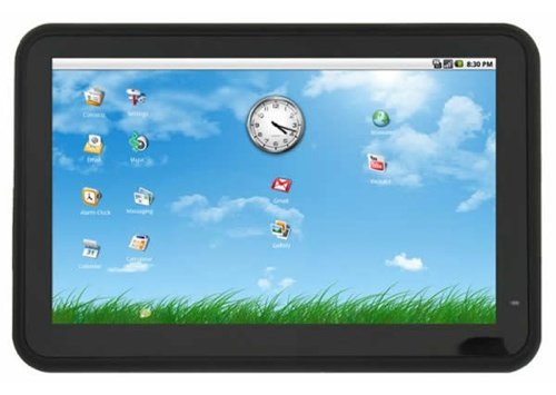 Morgan Android tablet