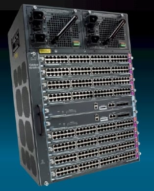 Cisco Catalyst 4500E Modular Switch