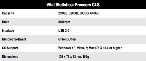 Freecom CLS