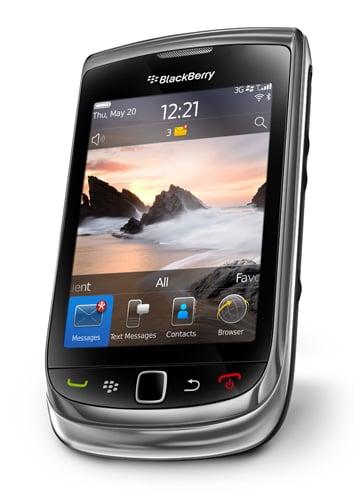 RIM BlackBerry Torch 9800 • The Register