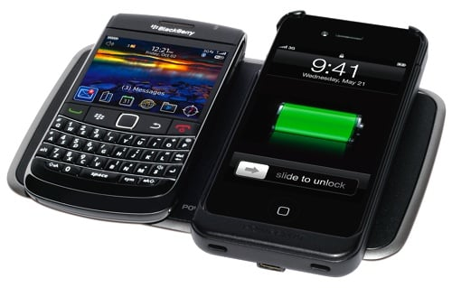 Powermat BlackBerry