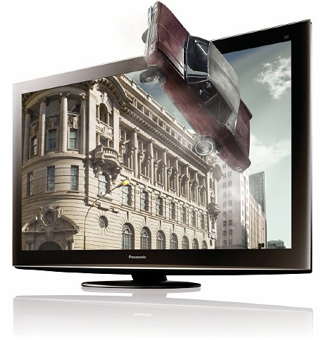 Panasonic 3D TV