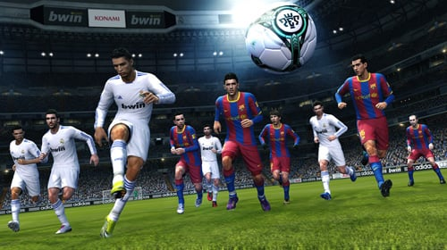 Fifa 11 vs Pro Evolution Soccer 2011 • The Register