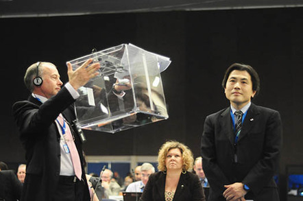 ITU ballot box