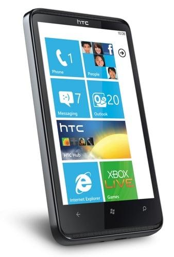 O2's HTC 7 HD
