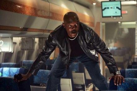 Samuel L Jackson locates late passengers with RFID