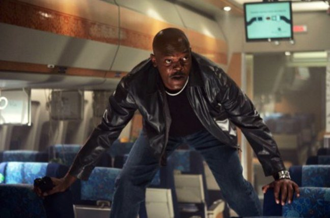 Samuel L Jackson locates late passengers with RFID