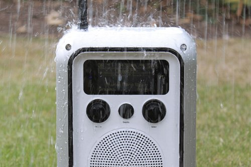 Pure Oasis Flow waterproof DAB radio
