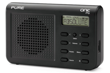 Pure One Mi portable DAB radio