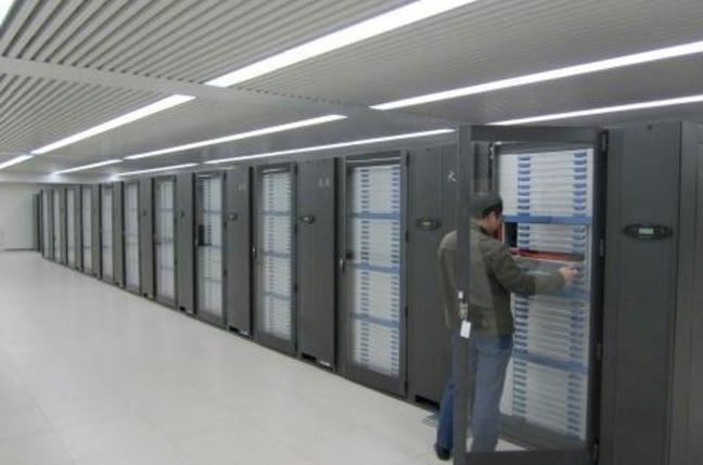 China's Tianahe-1A Supercomputer