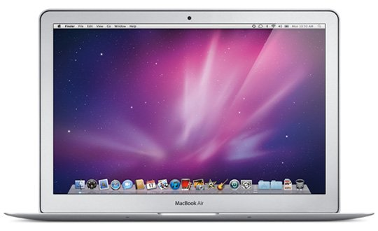 MacBook Air 13in 2010