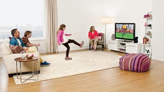 Microsoft Xbox Kinect