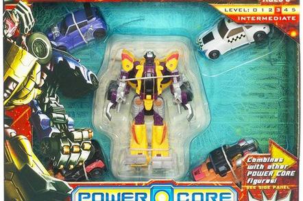 The Spastic Transformer