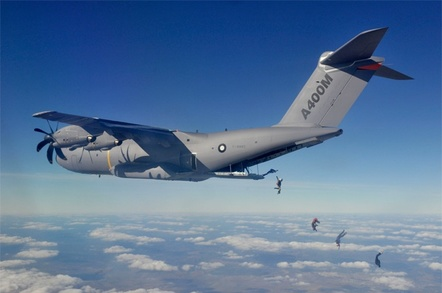 Airbus warns of software bug in A400M transport planes • The