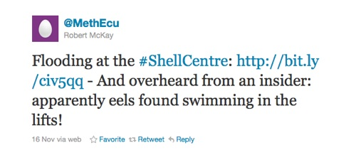 Shell's slippery problem