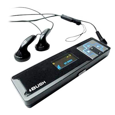 Bush 4GB MP3 Player