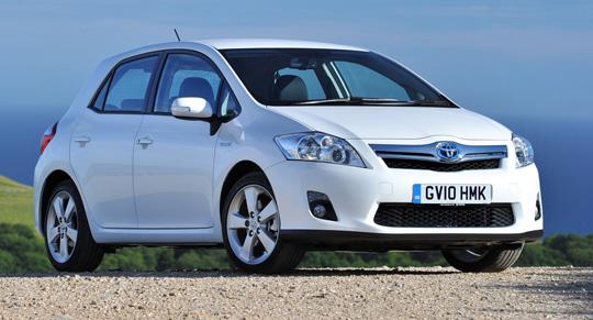 Toyota Auris Hybrid E Car The Register
