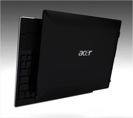 Acer 10.1in Windows 7 tablet