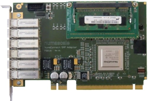 NumaConnect SMP Adapter Card