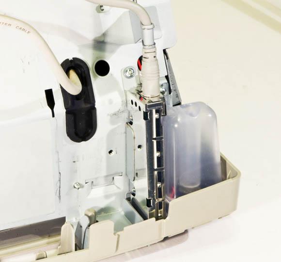 Bondi Blue Rev. B iMac - infrared sensor