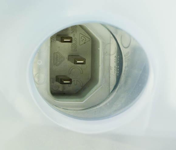 Bondi Blue Rev. B iMac - power plug