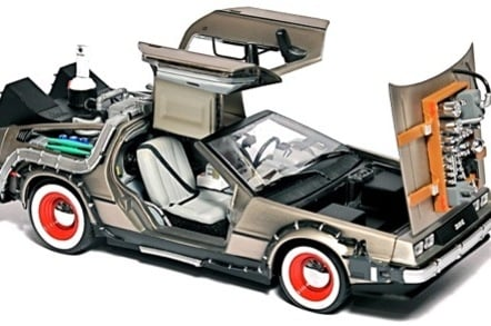 Seagate Delorean drive