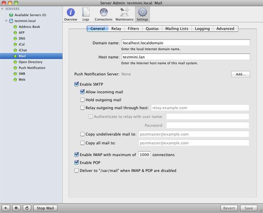 Mac Mini with Snow Leopard Serve