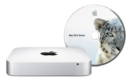 Mac Mini with Snow Leopard Server