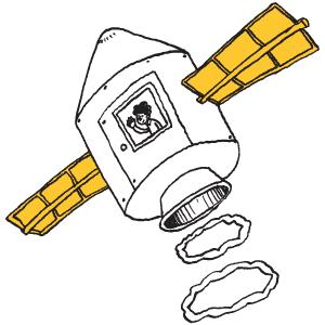 Symbian rocket waving