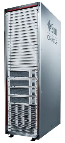 Oracle's Sparc SuperCluster T3-2