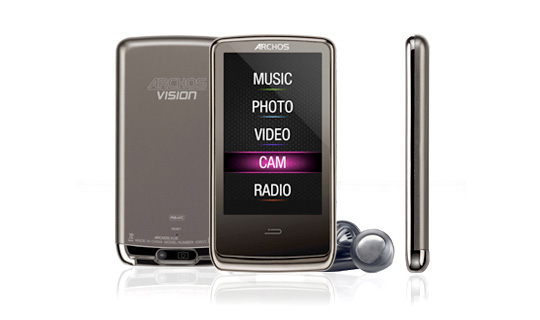 Archos 3cam Vision