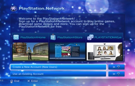 Playstation Live