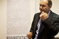 Tim Berners-Lee, photo by Paul Clarke (https://en.wikipedia.org/wiki/Tim_Berners-Lee#/media/File:Timbernerslee.jpg ), licensed under CC 3.0 https://creativecommons.org/licenses/by/3.0/