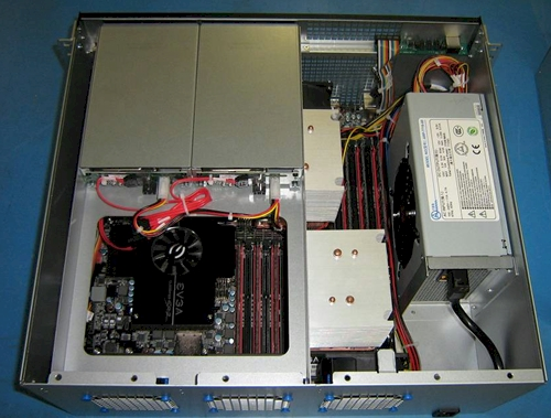 SGI Overclocked Server Inside
