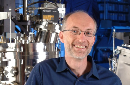 Dr Stuart Parkin