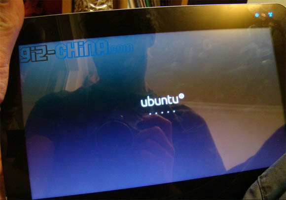 Rumored Ubuntu tablet
