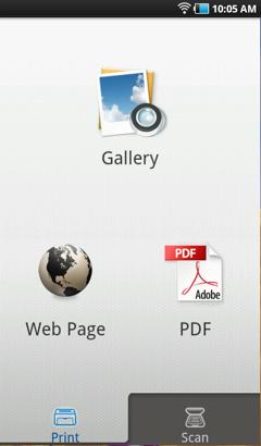 Samsung MobilePrint