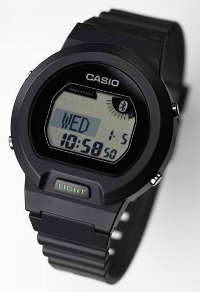 Casio Bluetooth Watch