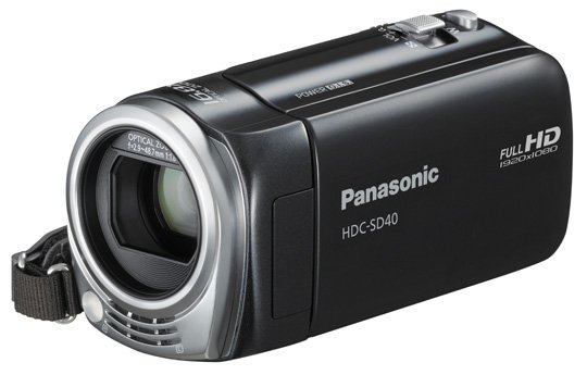 Panasonic HDC SD40