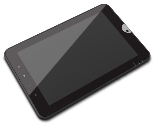 Toshiba tablet two