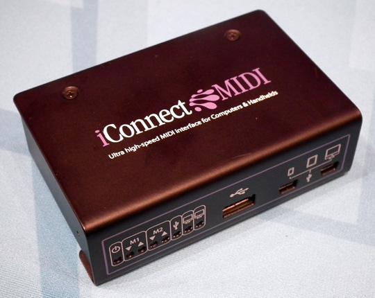 iConnectMIDI