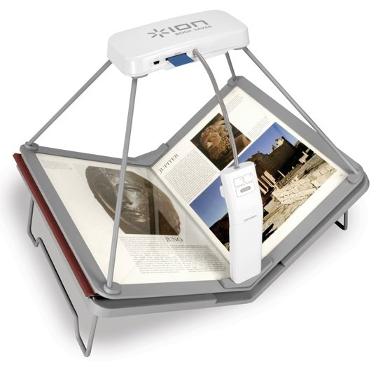 Ion Book Saver