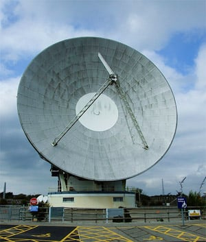 Space boffins save BT's satellite station for Mars ...