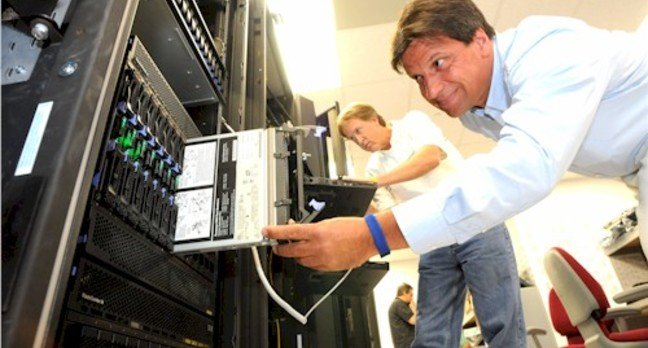 IBM's System zEnterprise 196-zBladeCenter Extension hybrid