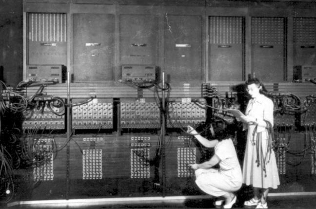 ENIAC programmers, photo: US Army