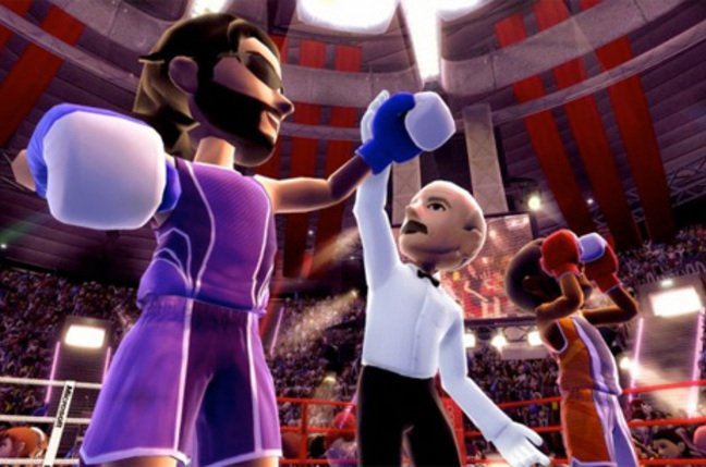 Kinect Sports Boxing