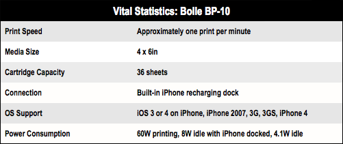 Bolle BP-10