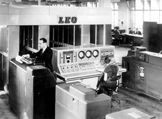 LEO, Photo courtesy LEO Computers Society