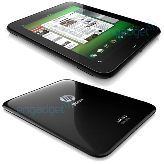 HP WebOS tablet