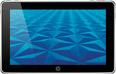 HP Slate 500 screen